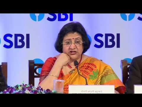 SBI Analyst Meet - 19th May 2017, Kolkata