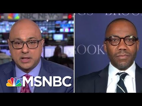 Food Stamp Recipients Faced With Stricter Work Requirements   Velshi & Ruhle   MSNBC