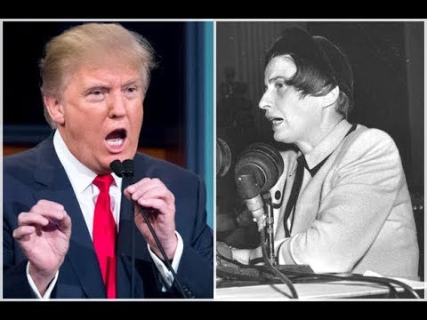 UN Laughs At Trump's Ayn Rand Talking Points