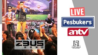 Z3US Band - Mengapa (Live TV Performance on PESBUKER ANTV, June 30th 2013).