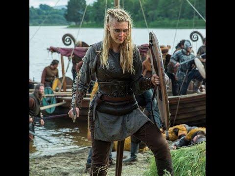 Великие воительницы викингов. Фильм 2019г.