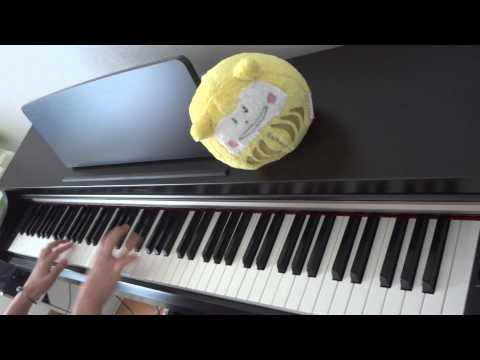 【ピアノ】宇多田ヒカル「traveling」(Utada Hikaru / Traveling) を弾いてみた