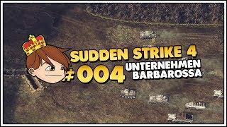 Let's Play Sudden Strike 4 - Mission 3  - Unternehmen: Barbarossa #004 [Deutsch/1440p]