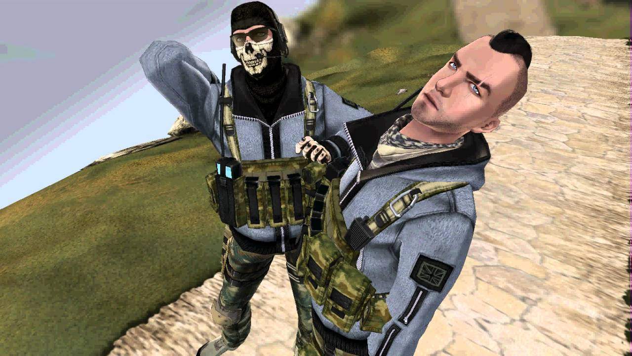 Snap Soap Mactavish And Ghost Pixshark Images Galleries With