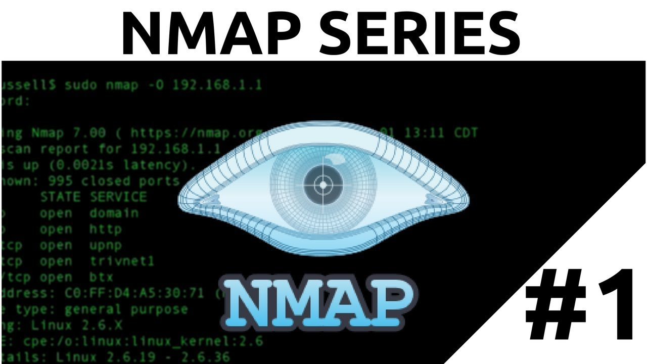Nmap Tutorial For Beginners – 1 – What is Nmap?