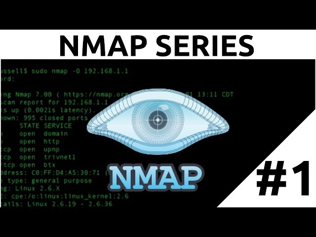 Nmap Tutorial For Beginners - 1 - What is Nmap?