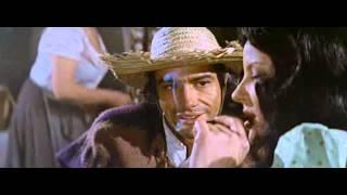 Lone Fleming en el papel de Conchita en El Hombre de Rio Malo
