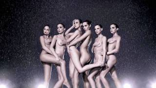 Repeat youtube video Watershoot with 6 nude models Mark de Roo