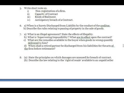 Corporate Law When Is A Surety Discharged From Liability By The