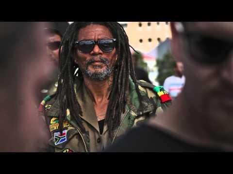 Cape Town Cannabis march 2015