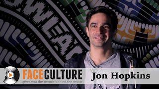 Jon Hopkins Interview Lowlands 2019