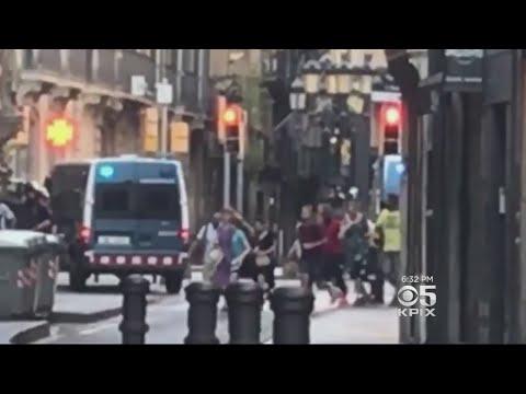 Terror in Spain: 13 Dead After Van Driver Targets Pedestrians in Barcelona