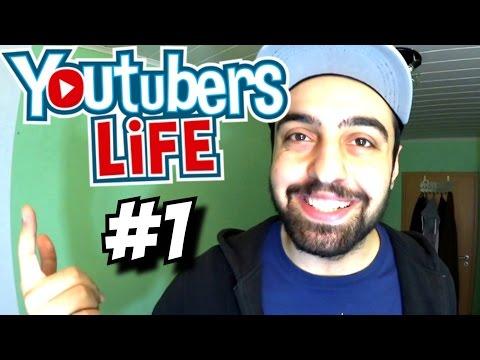 Youtubers Life Türkçe | Bir Yutubcu dogdu | 1.Bölüm