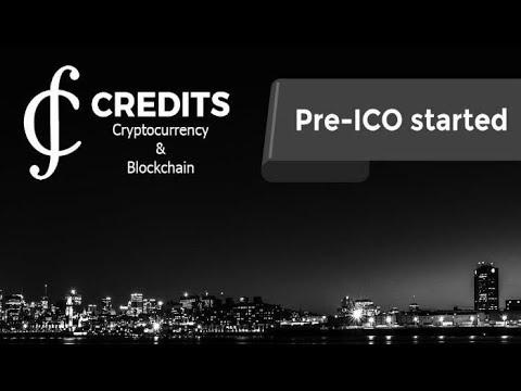 CREDITS : Blockchain Based Financial System