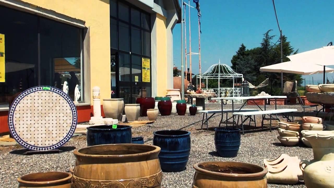 arredo casa giardino tavoli lavandini marmo olivi secolari