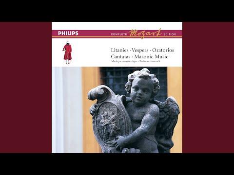 Mozart: Litaniae de venerabili altaris sacramento in B flat, K.125 - 1. Kyrie eleison