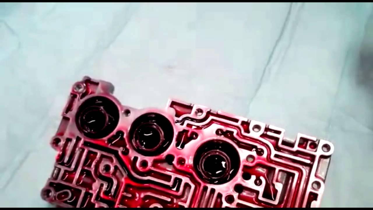 Ремонт АКП Subaru Impreza  проверка соленоидов и прочее
