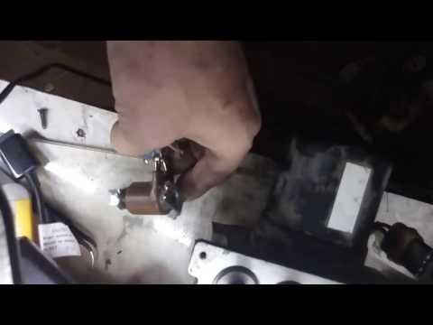 Проверка блока ABC клапана