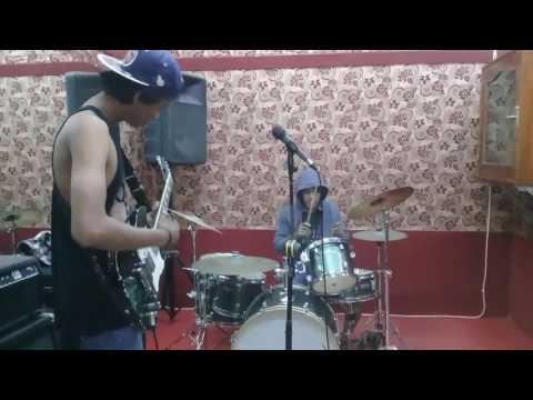 Bukan Cinta pertama (kaktuz band) cover global