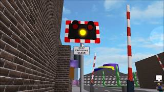 (ROBLOX) Level Crossings In GCR (Grand Continental Railways)