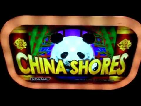 CHINA SHORES Slot Machine - Top Symbol LINE HITS
