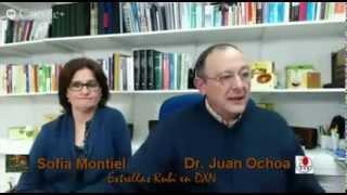"""Conferencia del Dr Juan Ochoa sobre el """"Melena de León DXN"""""""