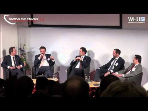 """M&A vs. Proprietary Deals - The Key to Success in Germany"" - WHU Private Equity Conference 2014"