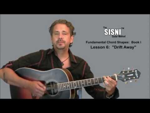 Sisni Chords Book I Lesson 6 Drift Away Youtube