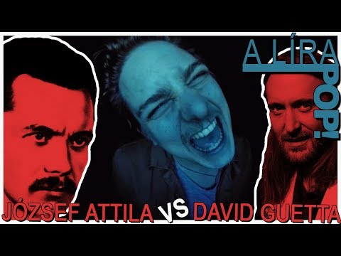 József Attila ft. David Guetta - Karóval Jöttél [A líra POP!]