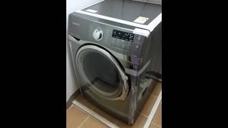 삼성 버블샷3 W9000 드럼세탁기 - 탈수 후 세탁 …