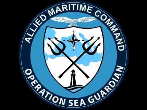 Operation Sea Guardian receives support from SNMG2