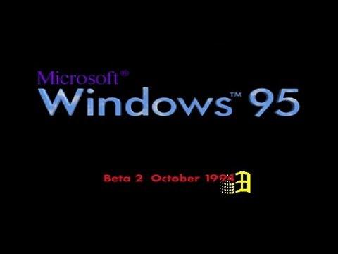 microsoft chicago windows 95 october 94 beta 2 build