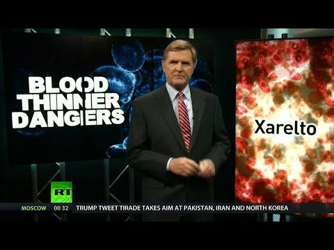 America's Lawyer [53]: Xarelto Dangers And secret Ads in your news stories