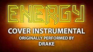 Energy (Cover Instrumental) [In the Style of Drake]
