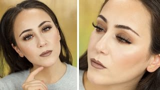 Kylie Jenner Inspired Make up tutorial   Get my Instagram Look #1   Hatice Schmidt