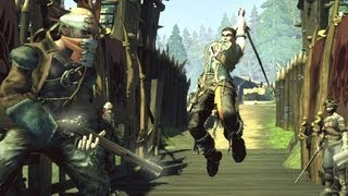Xbox 360 Longplay [075] Fable 2 (part 01 of 11)