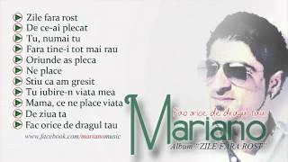 MARIANO - Fac orice de dragul tau
