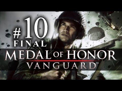 Medal of Honor: Vanguard - Varsity - The Crucible (PS2, Wii) SLUS-21597, SLES-54683