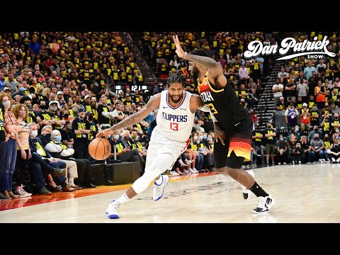 Did Paul George Exorcise His Playoff Demons With Last Night's Performance? | 06/17/21