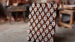 Repeat youtube video Carving a Printing Block