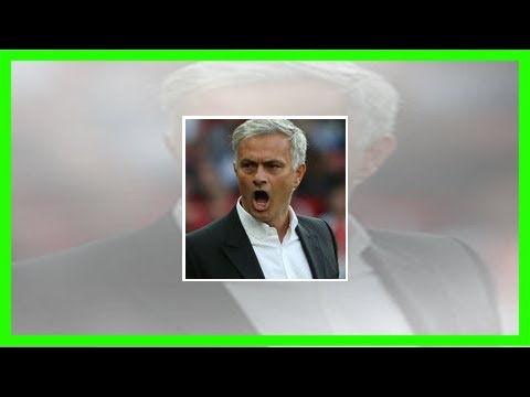 Watch: jose mourinho the eurovision judge?