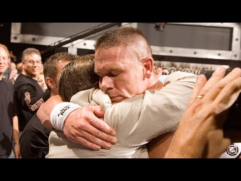 John Cena and his dad discuss their tender moment at Unforgiven 2006: WWE Untold sneak peek