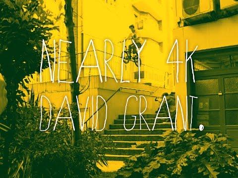Nearly 4K BMX  DAVID GRANT  DVD Part
