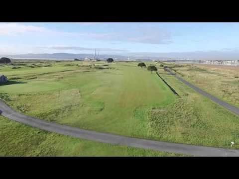 Royal Dublin Flyover Professional Golf Tips Back 9