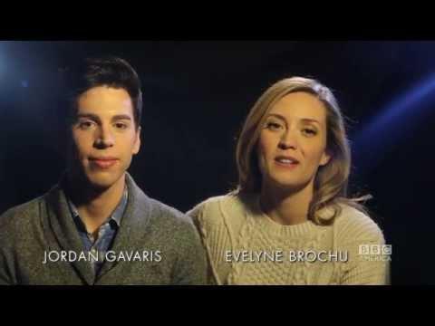Jordan Gavaris and Evelyne Brochu kick off #OrphanBlackFriday - November 28th @ 12am ET