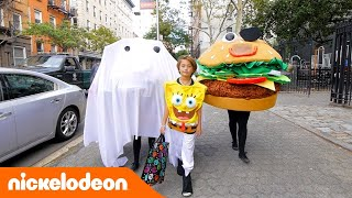 Дневники крабсбургера: Призрак Nickelodeon | Nickelodeon Россия