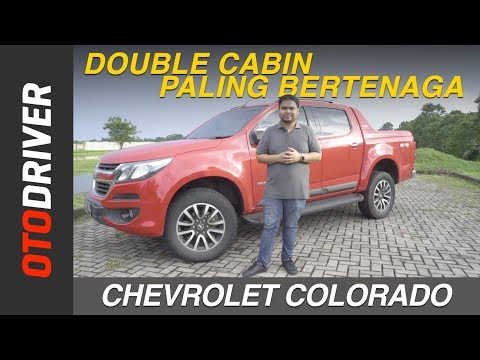Chevrolet Colorado 2017 Review Indonesia | OtoDriver