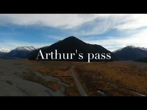 Arthurs pass, Castle hill