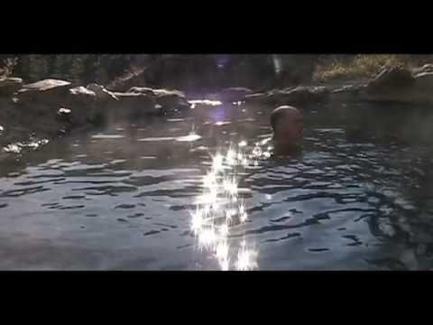 Skinny Dipper Hot Springs, Idaho by Arne Ryason