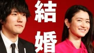 産経リアルタイムニュース。女優の小雪さん(34)と俳優の松山ケンイ...